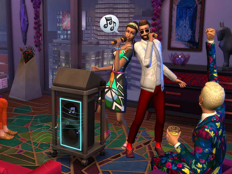 the sims 4 city living activation key freezes