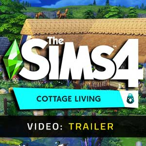 The Sims 4 Cottage Living Video Trailer
