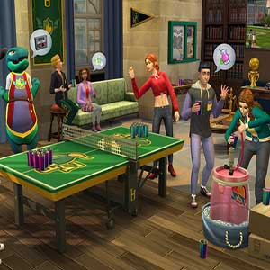 The Sims 4 Discover University Expansion Pack