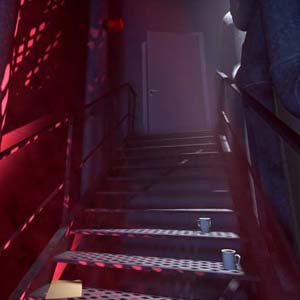 The Stanley Parable Stairs