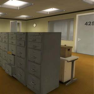 The Stanley Parable Office
