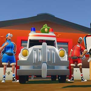The Stretchers Nintendo