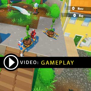 The Stretchers Nintendo Gameplay Video