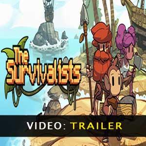 The Survivalists Trailer Video
