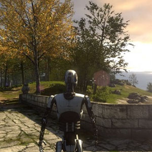 The Talos Principle - Robot Being