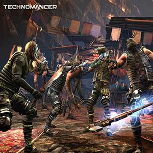 The Technomancer PS4 Bandits