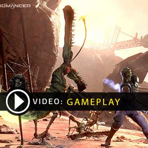 The Technomancer PS4 Gameplay Video