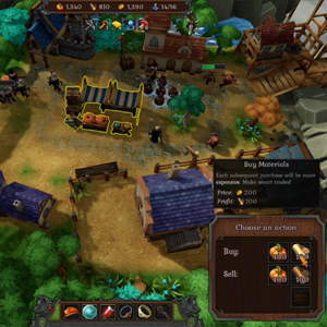 The Unexpected Quest Marketplace