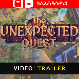 The Unexpected Quest Nintendo Switch Video Trailer