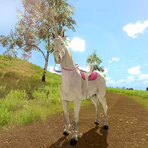 Befriend Unica the unicorn
