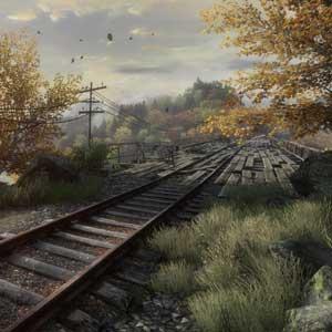 The Vanishing of Ethan Carter Landscape