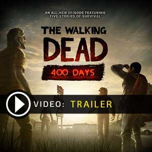 The Walking Dead 400 Days DLC Digital Download Price Comparison