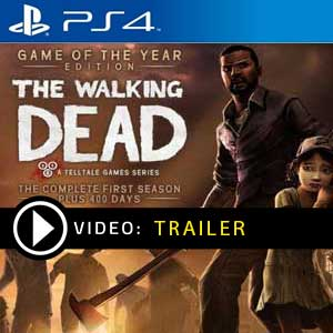 The Walking Dead PS4 Prices Digital or Box Edition