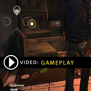 The Walking Dead Season 1 PS4 Gameplay Video