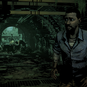The Walking Dead The Telltale Definitive Series Lee Everett