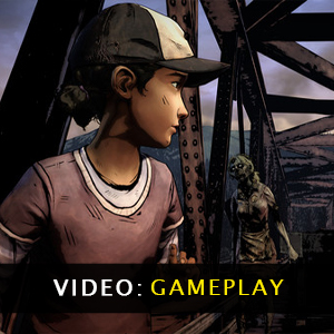 The Walking Dead The Telltale Definitive Series Gameplay Video