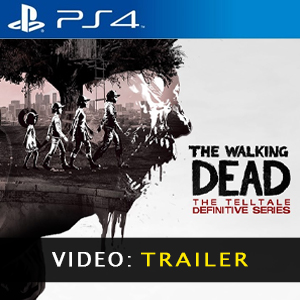 The Walking Dead The Telltale Definitive Series Trailer Video