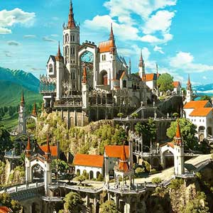 The Witcher 3 Wild Hunt Blood and Wine - Palace of Toussaint