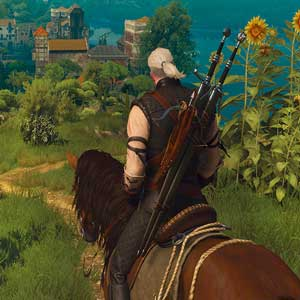 The Witcher 3 Wild Hunt Blood and Wine - Geralt of Rivia