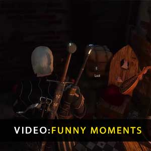 The Witcher 3 Wild Hunt Funny Moments