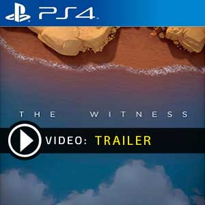 The Witness PS4 Prices Digital or Physical Edition