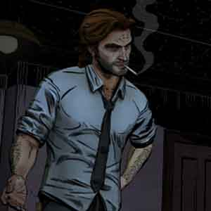 The Wolf Among Us - Gameplay