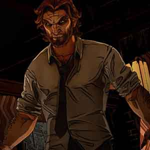The Wolf Among Us - Character