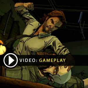 The Wolf Among Us Gameplay Video