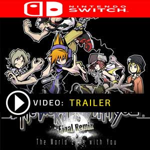 The World Ends With You Final Remix Nintendo Switch Prices Digital or Box Edition