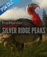 theHunter Call of the Wild Silver Ridge Peaks