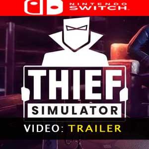 Thief Simulator Trailer Video