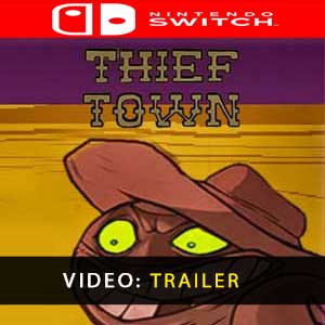 Thief Town Nintendo Switch Prices Digital or Box Edition