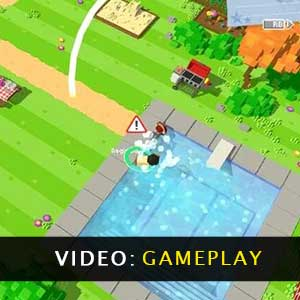 Think of the Children Gameplay Video