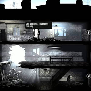 This War of Mine - Game Interface