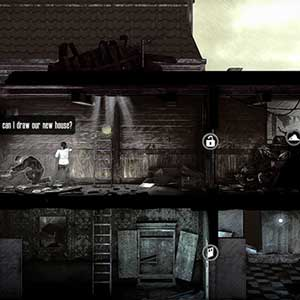 This War Of Mine The Little Ones Xbox One New house