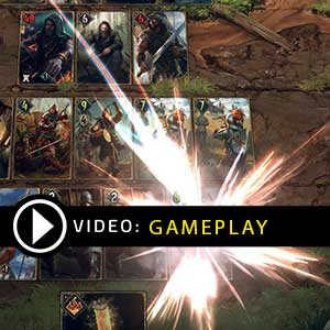 Thronebreaker The Witcher Tales Gameplay Video