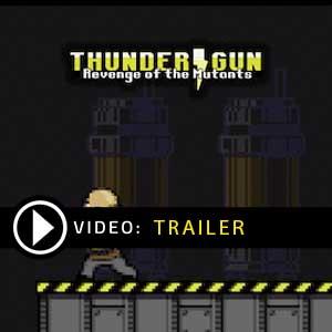 Thunder Gun Revenge of the Mutants