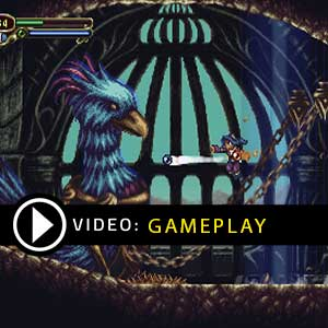 Timespinner Nintendo Switch Gameplay Video