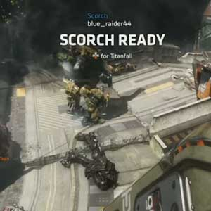 Scorch Ready for Titanfall