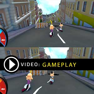 Titeuf Mega Party Gameplay Video