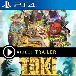 Toki PS4 Prices Digital or Box Edition