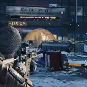 The Division Xbox One - Battle