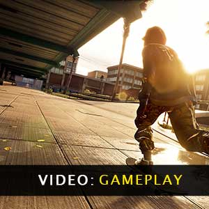 Tony Hawk's Pro Skater 1+2 Gameplay Video