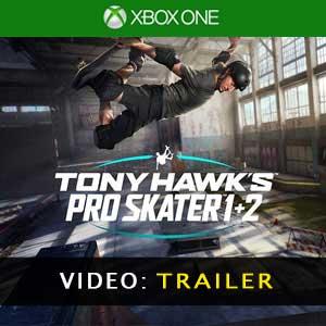 Tony Hawk's Pro Skater 1+2 Trailer Video