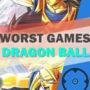 20 Worst Dragon Ball Games