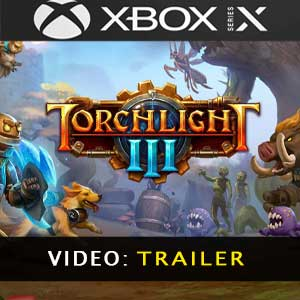 Torchlight 3 Gameplay Video