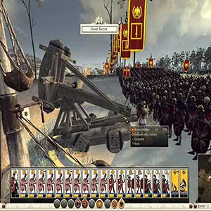 Total War ROME 2 Gameplay