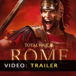 Total War ROME REMASTERED Trailer Video