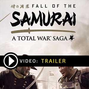 Total War Saga FALL OF THE SAMURAI Digital Download Price Comparison