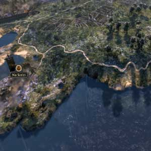 Conquest across the most detailed Total War map
